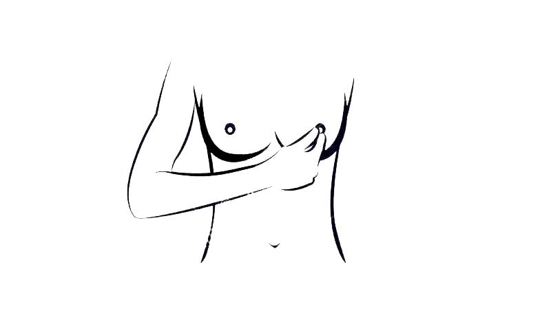 самостоятельное обследование молочной железы